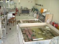 آزمایشگاه ژئوتکنیک و بتن