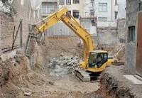آسان تخریب ساختمان
