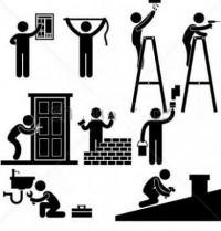 کلیه کارهای بنایی