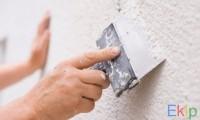 گچ کاری و سفید کاری ساختمان