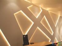 طراحی و اجرا انواع سقف کاذب و دیوار کناف