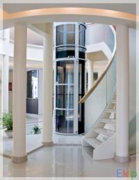 نصب و راه اندازی آسانسور خانگی کوچک