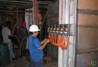 فروش لوازم برقی وتاسیسات مکانیکی