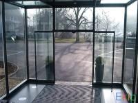 ارایه شیشه های برقی شیشه سکوریت